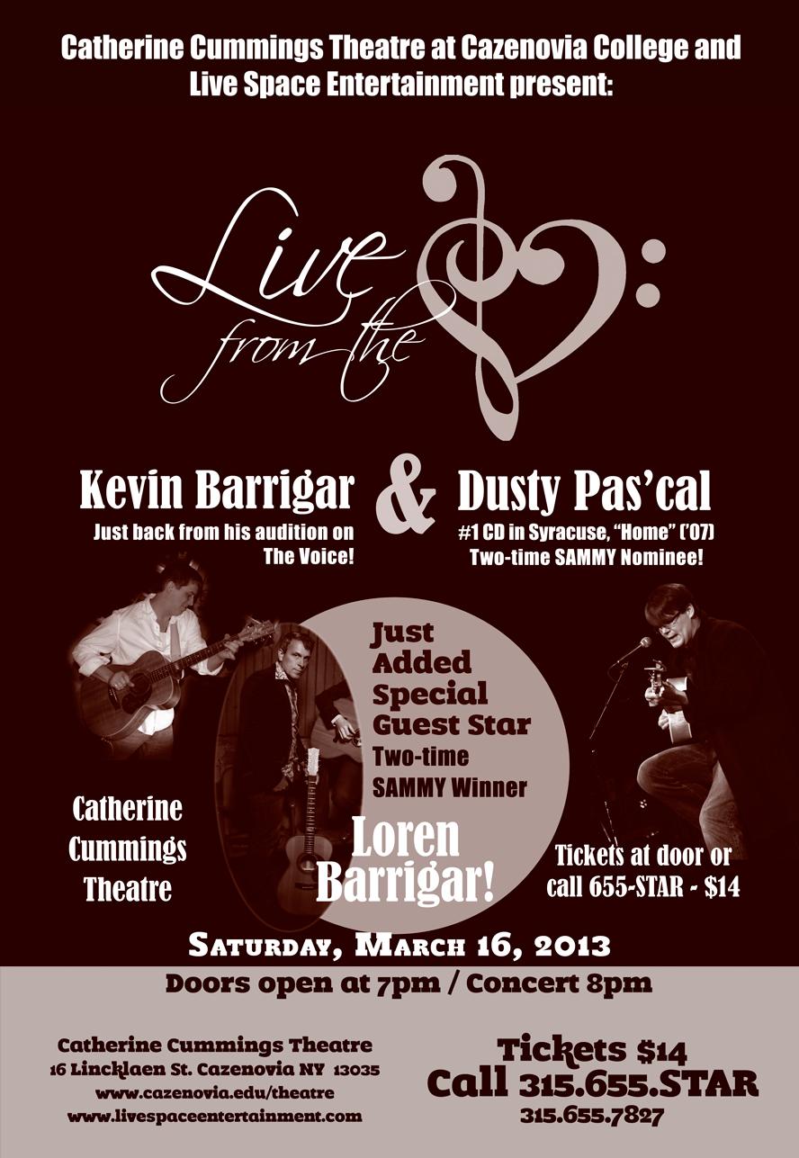 Poster design for mac -  Mac Pas Cal Concert Poster Design Cc Theater